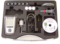 MiniTest Magnetic Thickness Gauge is supplied a complete kit