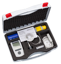 The Quintsonic is supplied as a complete kit