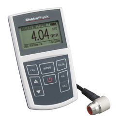 MiniTest 420 Ultrasonic Wall Thickness Gauge